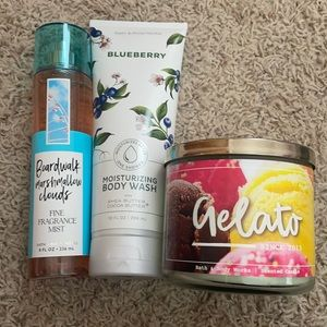 Bath & Body Works Bundle